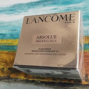 Lancome Absolue Day Cream with spf 15